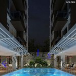 Golden Parami Condo For Rent In Hlaing Township.